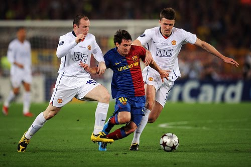 Messi vs Rooney