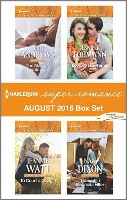 August 2016 Box Set