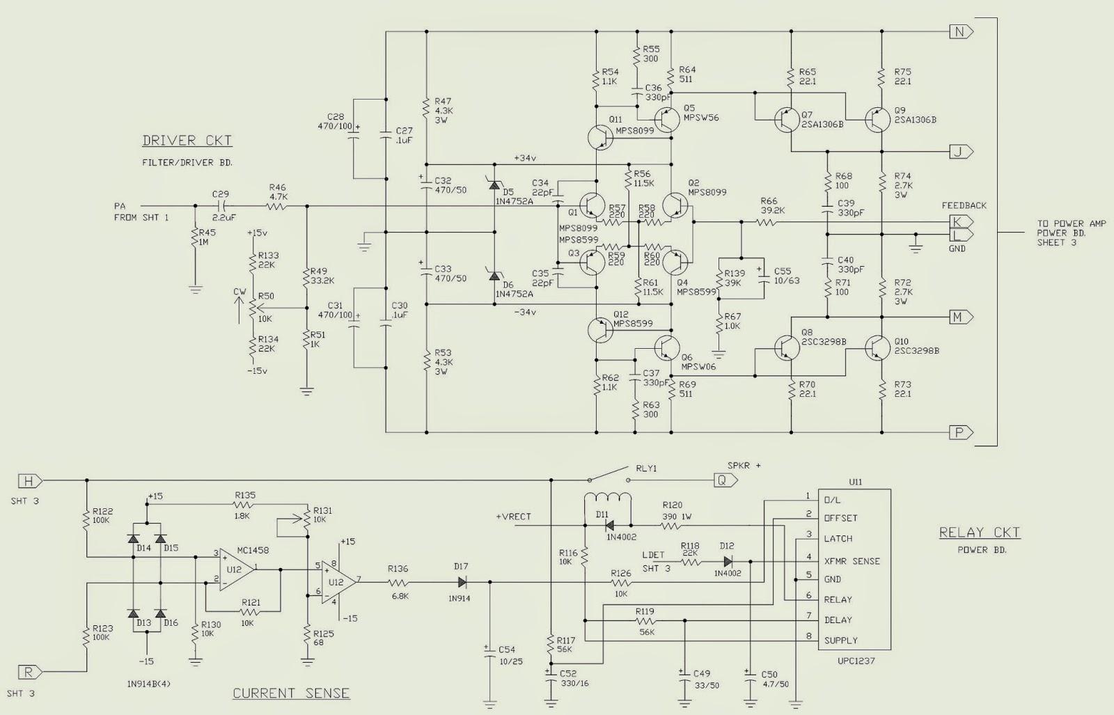 ELECTRONIC EQUIPMENT REPAIR CENTRE : KLIPSCH SW12-I ACTIVE SUB ...