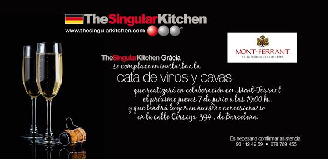 Como en casa en ning n sitio cata de vinos en barcelona - Singular kitchen madrid ...