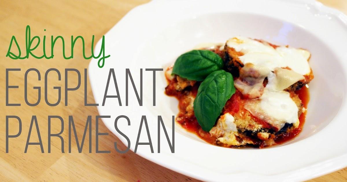 Little Yankee HomesteadSkinny Eggplant Parmesan