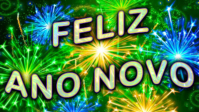 Mensagem de Ano Novo. Feliz 2016!
