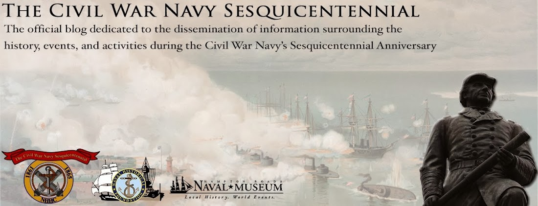 Civil War Navy Sesquicentennial