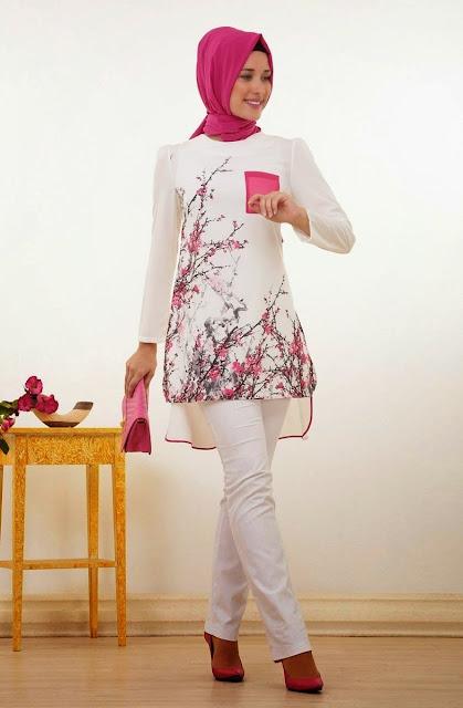 New hijab style 2015