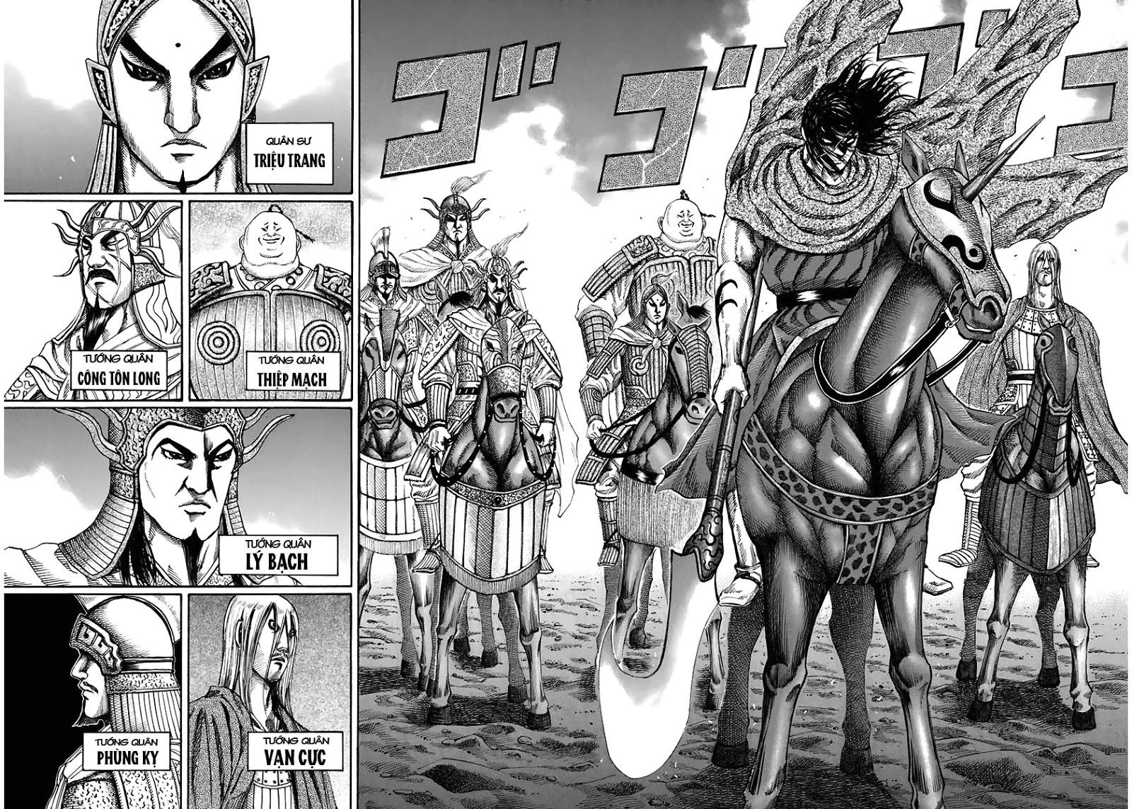 Kingdom – Vương Giả Thiên Hạ (Tổng Hợp) chap 118 page 8 - IZTruyenTranh.com