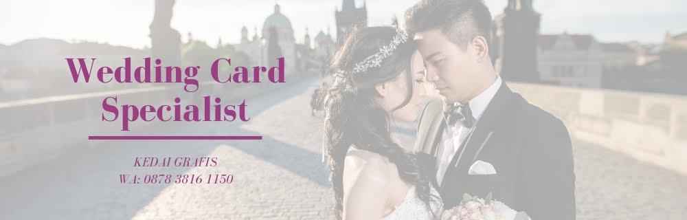 Undangan Pernikahan | Undangan Pernikahan Unik | Kartu Undangan