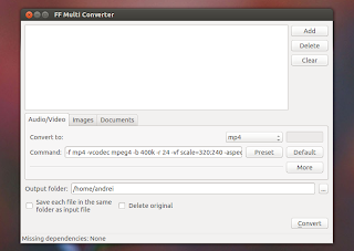 ff multi convert