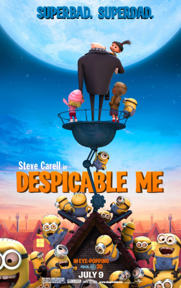 Re: Já, padouch / Despicable Me (2010)