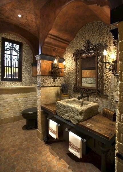 boiserie  c.  bagni in pietra   stone bathrooms, Disegni interni