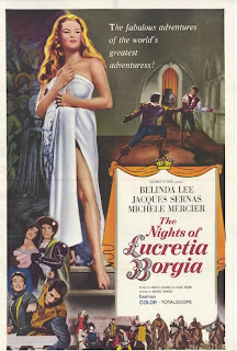The Nights of Lucretia Borgia 1960