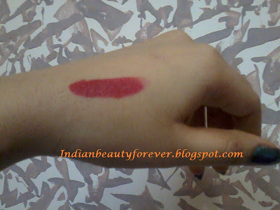 Avon Color Bliss lipstick in Cherry red