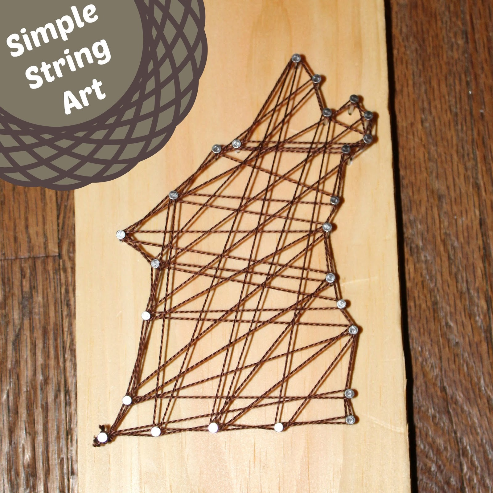 Famous Wall String Art Elaboration - Wall Art Collections ...