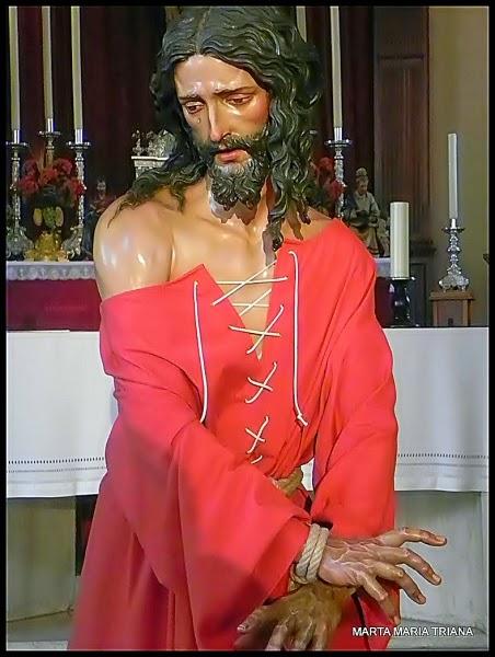 BESAMANOS A NUESTRO PADRES JESÚS EN EL PUENTE CEDRÓN DE LA A.P. LA MILAGROSA 2015