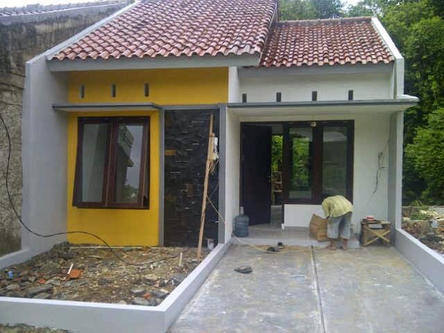 Rumah Minimalis 1 Lantai Type 36 2014