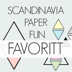 Favoritt hos Scandinavia paper fun
