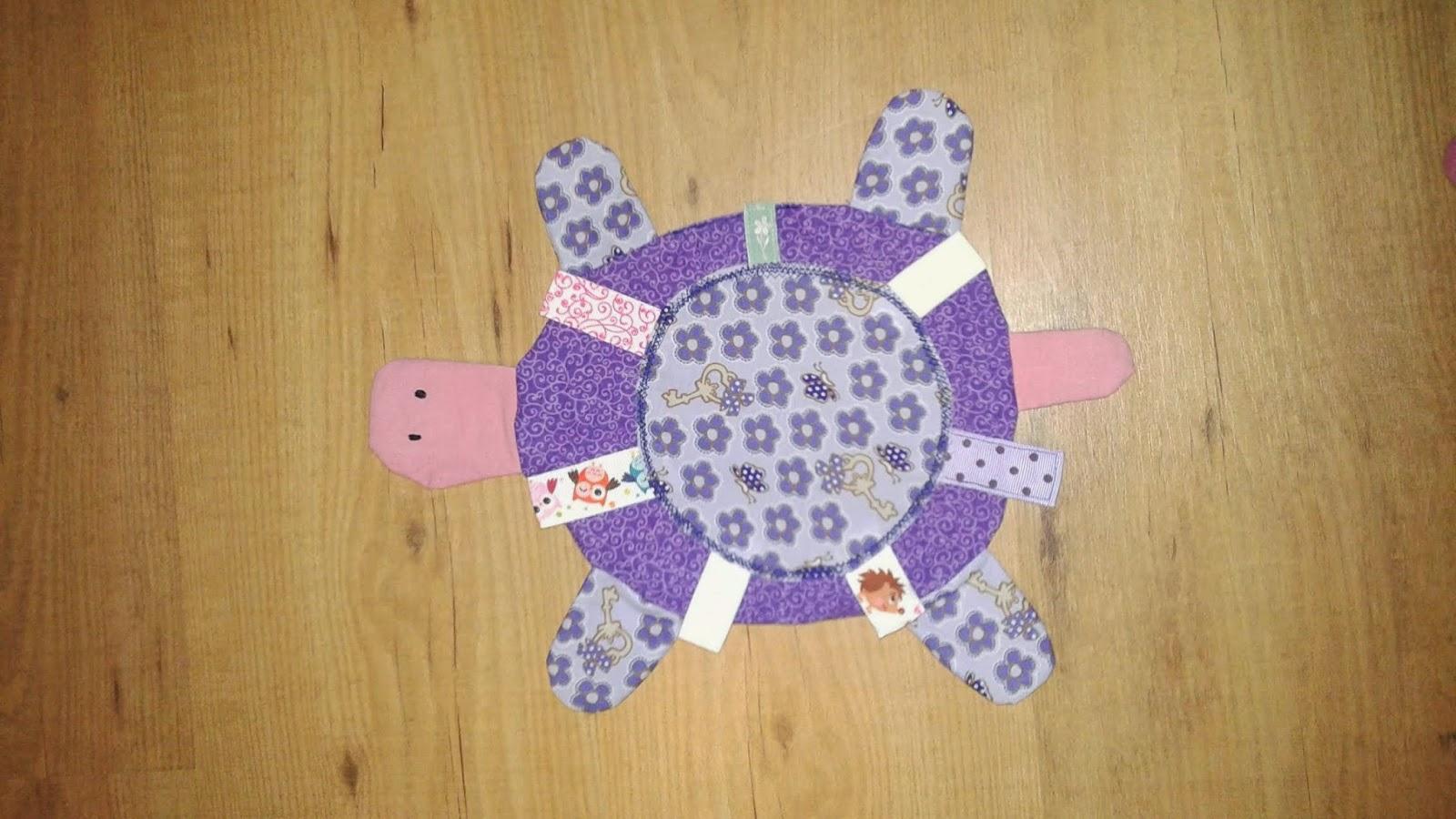 sy sköldpadda leksak baby barn present mönster