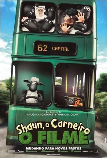 Baixar Filme Shaun: O Carneiro Legendado Torrent