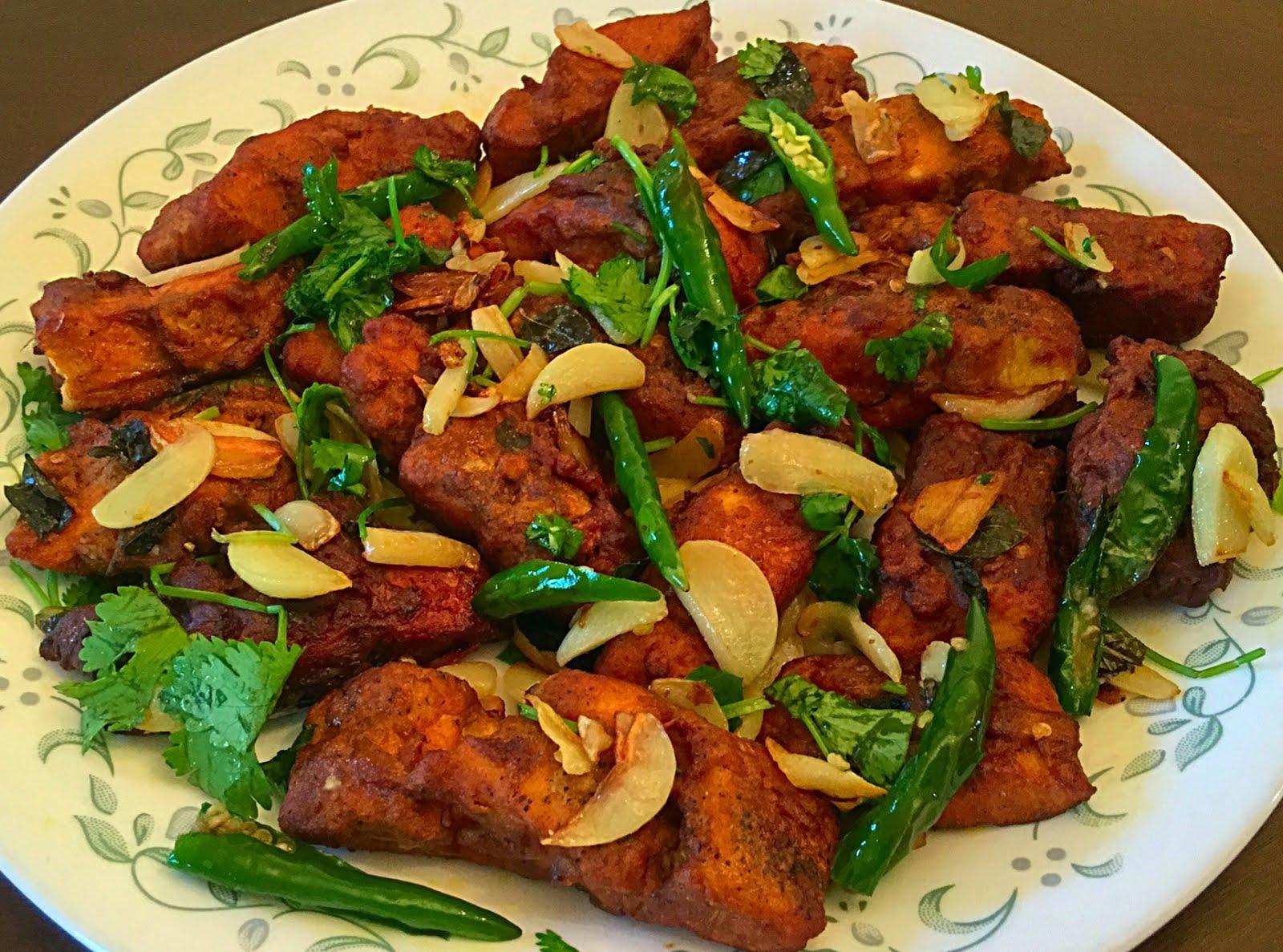 Restaurant Style Apollo Fish Fry