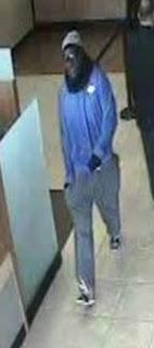 Elk Grove Chase bank robber