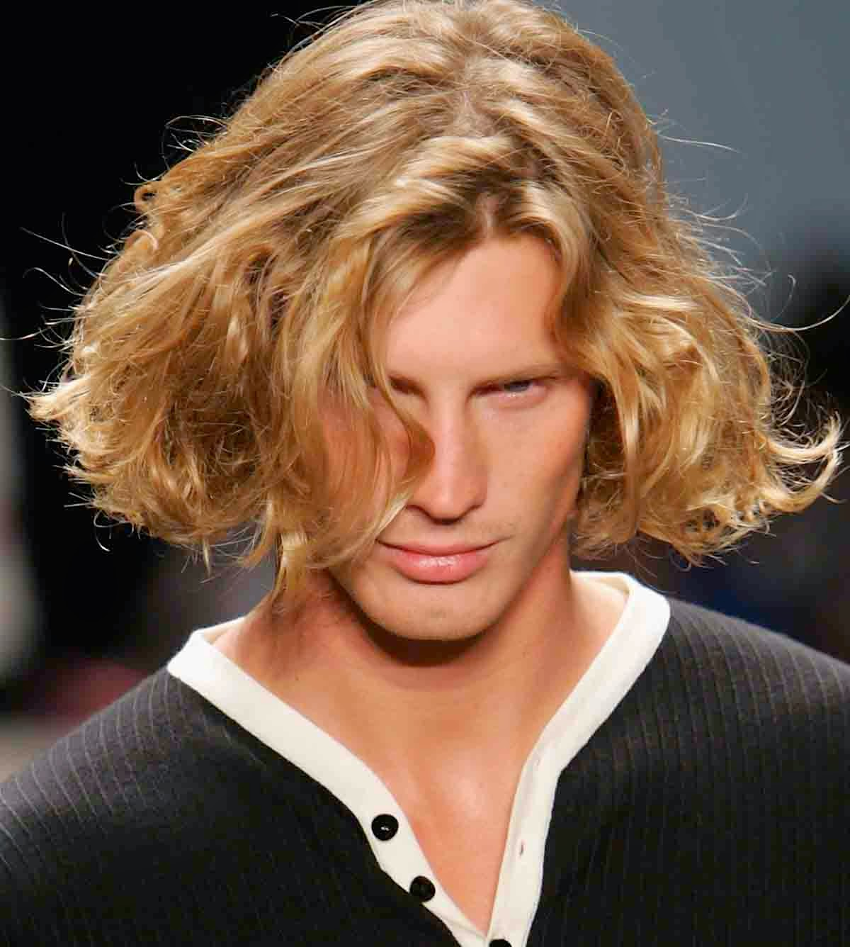 boys long hairstyles
