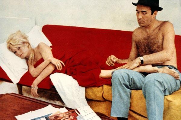 Le mepris (1963 )