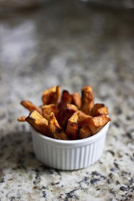 sugar free sweet potato fries