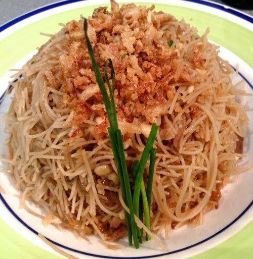 Tallarines de arroz