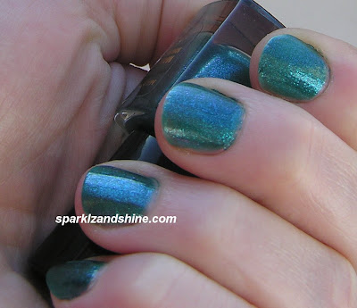 Max Factor effect mini nail polish graffiti 44
