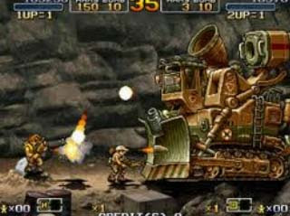 Free Download Games Metal Slug X Full Version For PC
