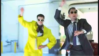 Cuplikan salah satu adegan di video Parodi Mitt Romney Style