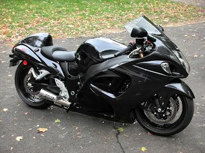 Suzuki Hayabusa Motorcycles