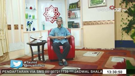 Frekuensi siaran Tahfidz TV di satelit Palapa D Terbaru