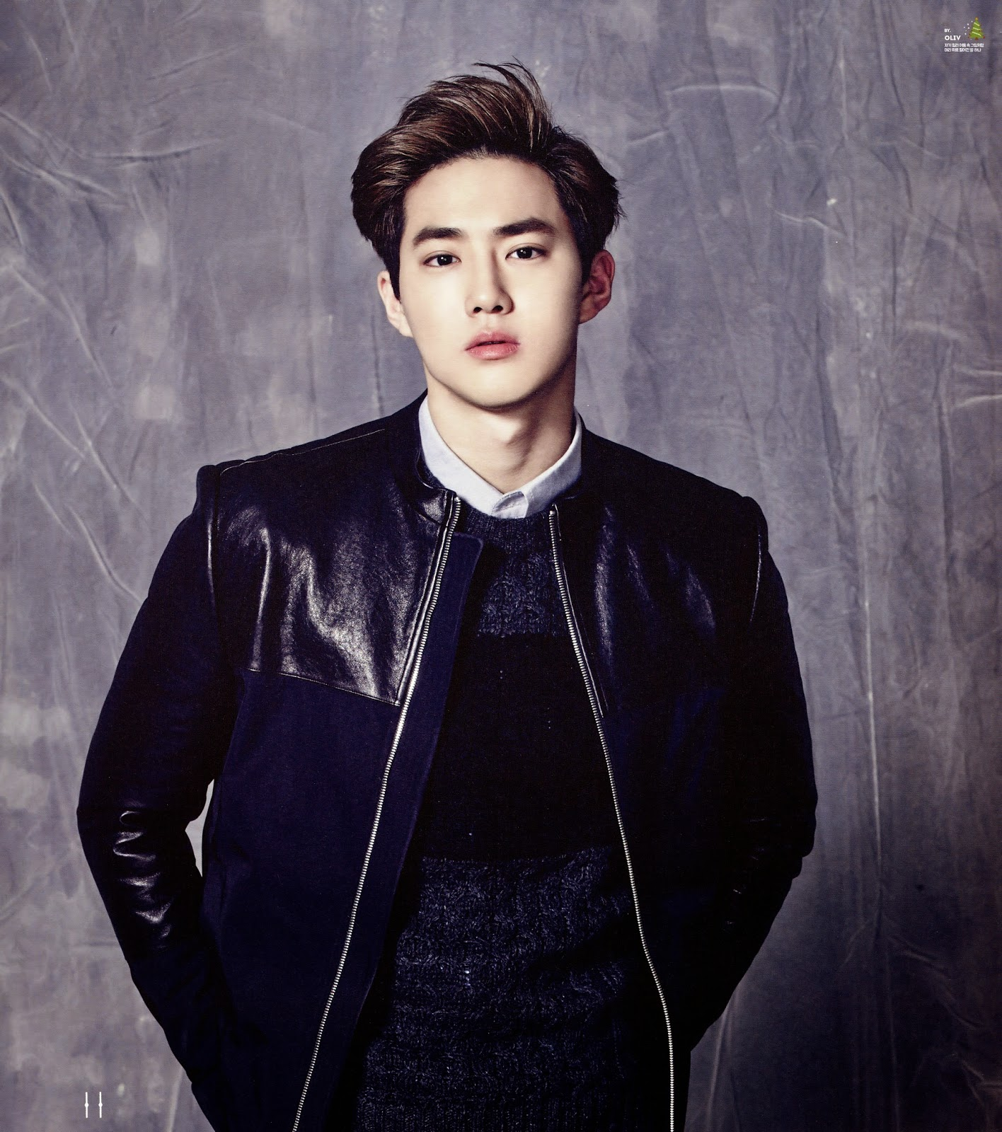 ★EXODailyTH★: [SCAN] EXO 2015 Season Greetings: China