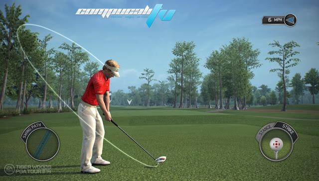 Tiger Woods PGA Tour 14 Masters Historic Edition Xbox 360 Region Free