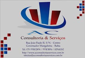 CONSULTORIA E SERVIÇOS
