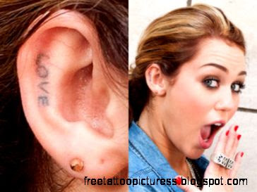Miley Cyrus39 Tattoos amp Meanings  Steal Her Style