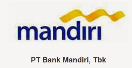 Lowongan Kerja PT. Bank Mandiri (Persero).tbk