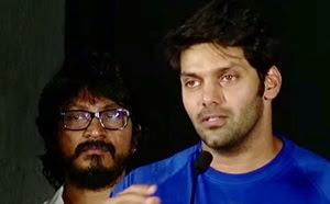 Vishnuvardhan and Arya joining for 5th time in Yatchen – Yatchen Audio Launch