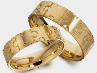 هل تعلم السر وراء ارتداء خاتم الزواج في الاصبع الرابع ؟؟