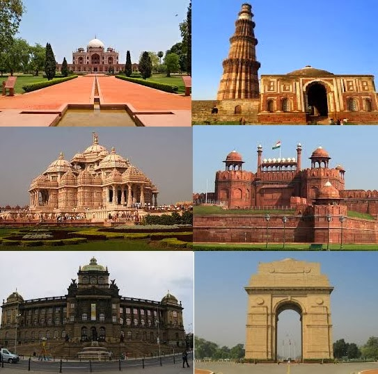 tourist attractions of delhi - photo #1