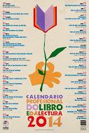 Calendario do Libro e da Lectura 2014