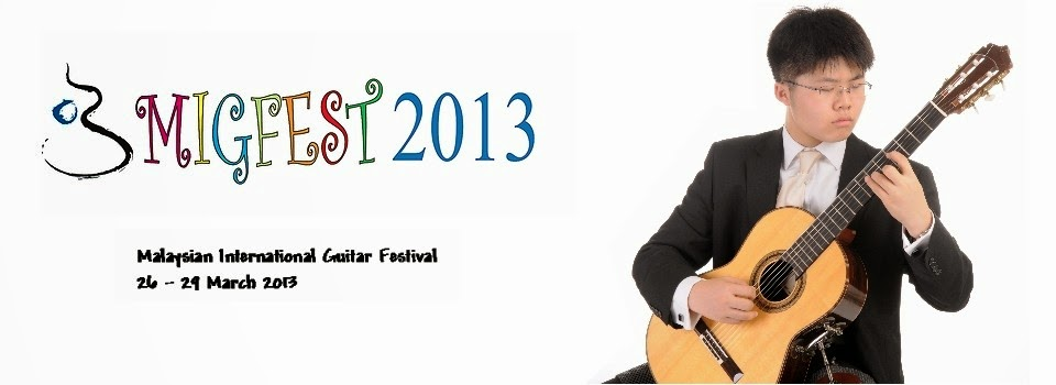 Malaysian International Guitar Festival MIGFest