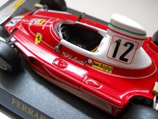 Ferrari 312 Transversal