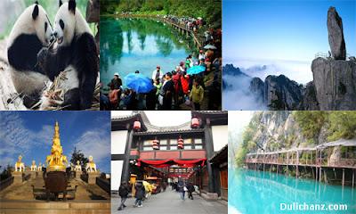 Khám Phá Tour Mới : Thành Đô - Cửu Trại Câu - Nga Mi Sơn Cùng Du Lịch Anz Tour+thanh+do+cuu+trai+nga+mi+son