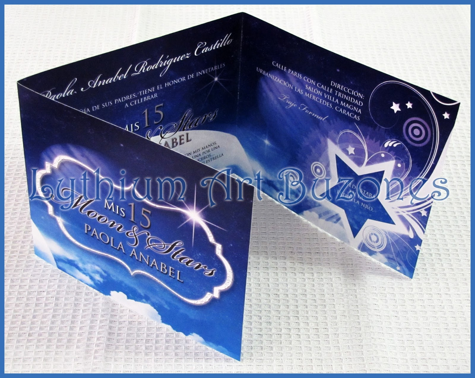 Moon And Stars Wedding Invitations as awesome invitation design