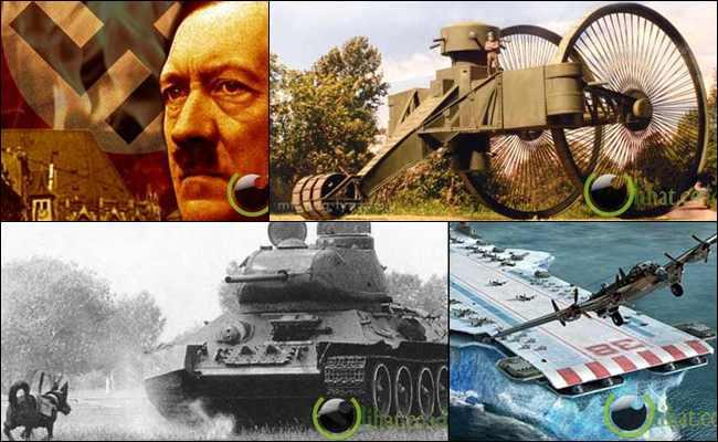 10 Ide Militer Tergila yang Gagal Sepanjang Sejarah Dunia