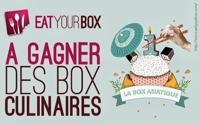 20 box culinaires Eat Your Box