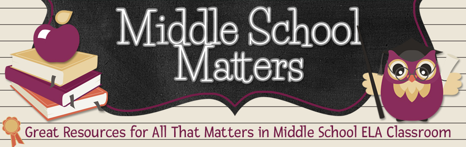 Middle School Matters Blog