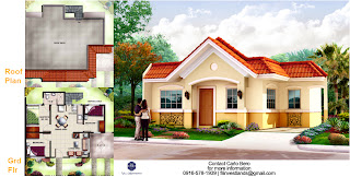 House and Lot for Sale in Taytay, Rizal, Philippines, Walnut Model