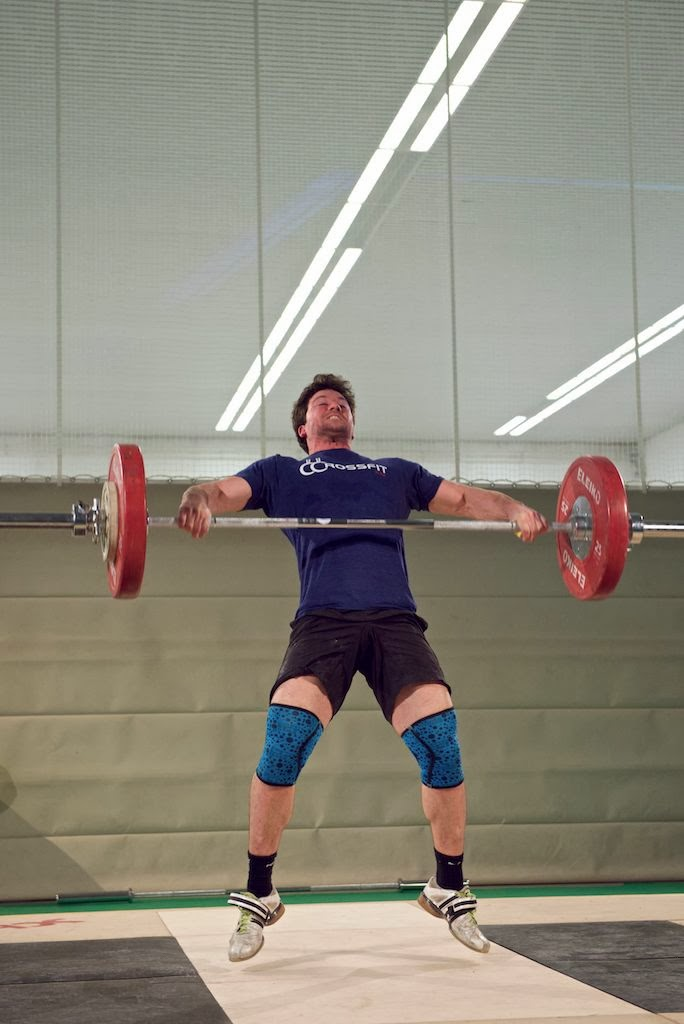 gewichtheben crossfit berlin snatch